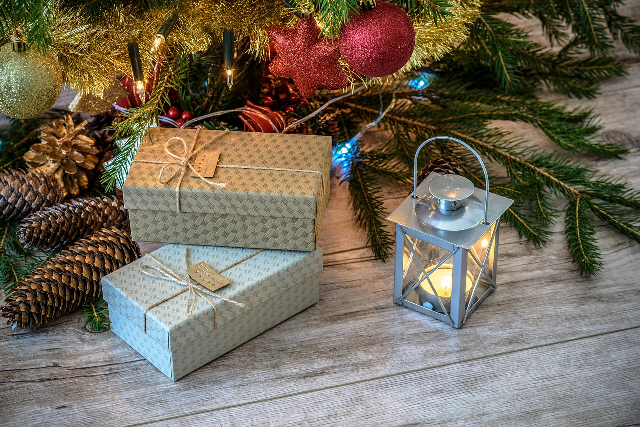 A Little Gift Can Light Up Everything